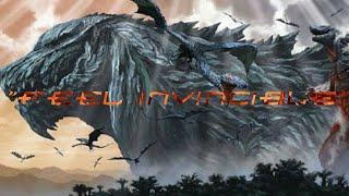 amvGodzilla monster planet-feel invincible