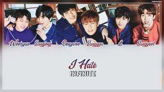 Infinite - I Hate