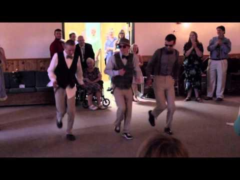 Flashmob Hochzeit Dirty Dancing