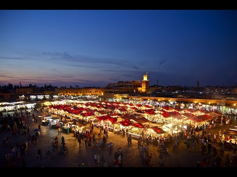 Marrakech: the Pink City