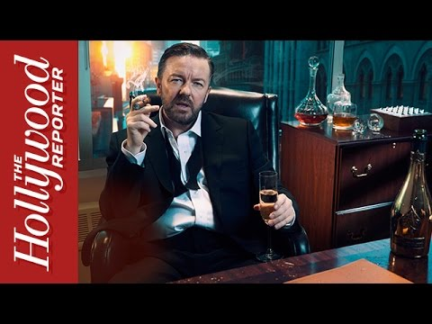 Why Ricky Gervais Went Nice for Netflix