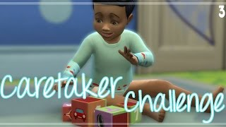 The Sims 4 | Caretaker Challenge | Part 3 | Sassy Pants
