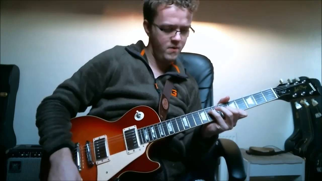 les paul jazz tone alone together youtube. Black Bedroom Furniture Sets. Home Design Ideas