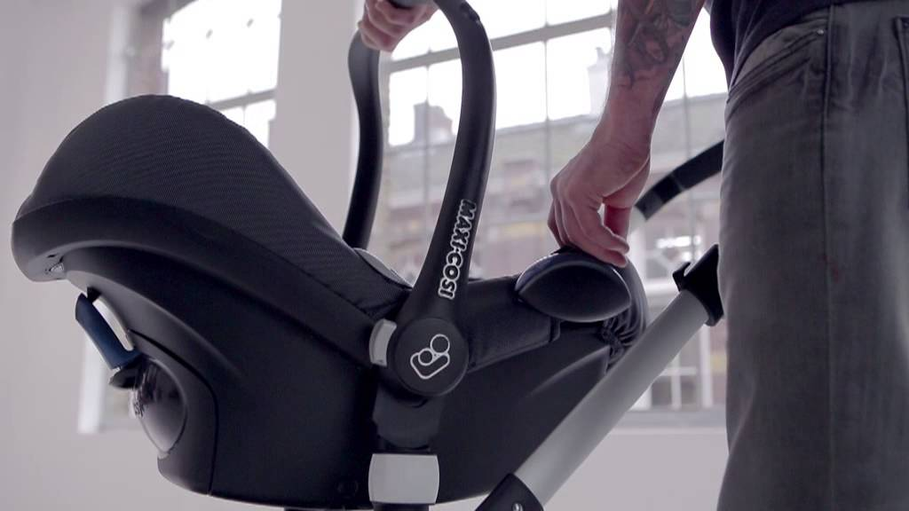 Car seat adaptability | Bugaboo Buffalo - YouTube
