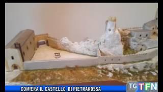 Com'era il castello  di Pietrarossa