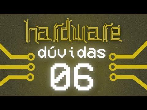 Curso Hardware - Tirando dúvidas #06