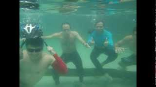 Lagoa azul igarape acu parte2