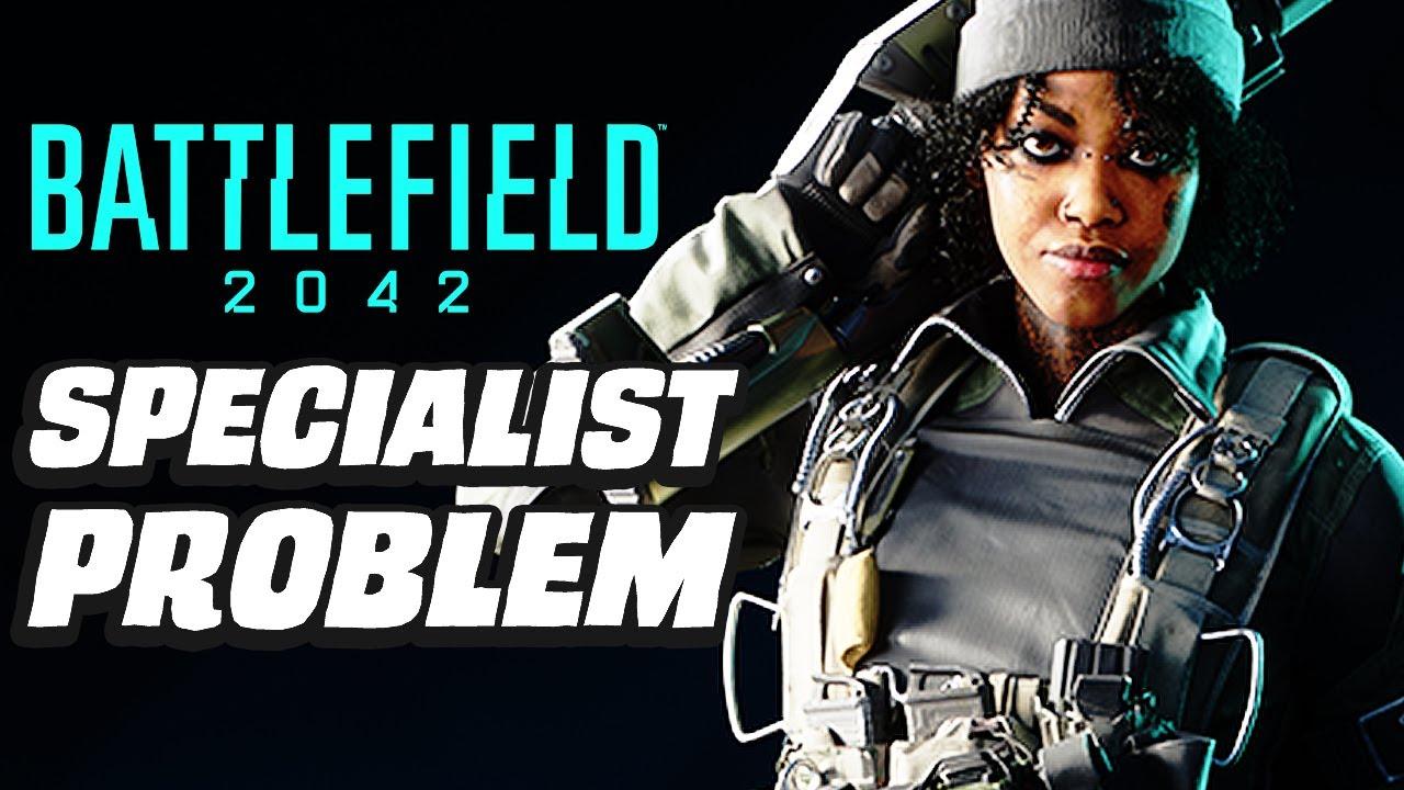 Battlefield 2042 Has A Specialist Problem - GameSpot