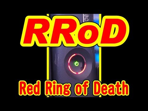 RRoD(Red Ring of Death) - リッジレーサー6 / RIDGERACER6 on XBOX360