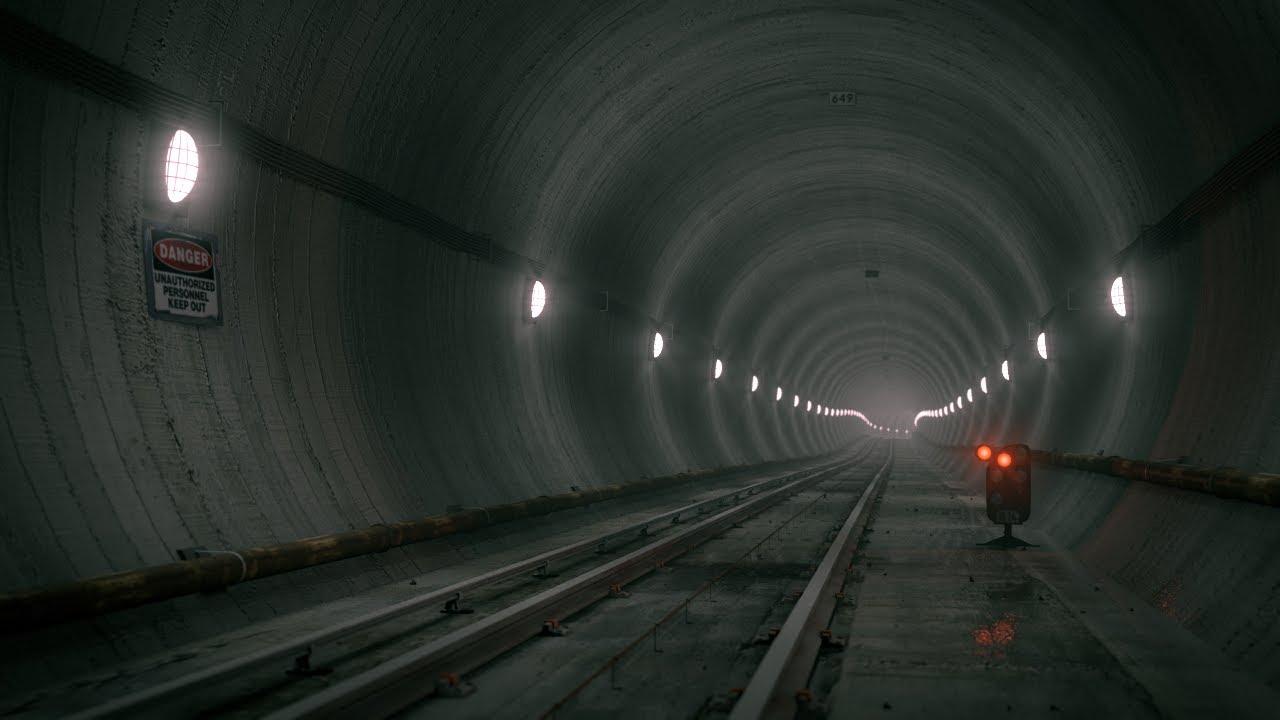 Create An Underground Subway Scene In Blender Part 2 Of