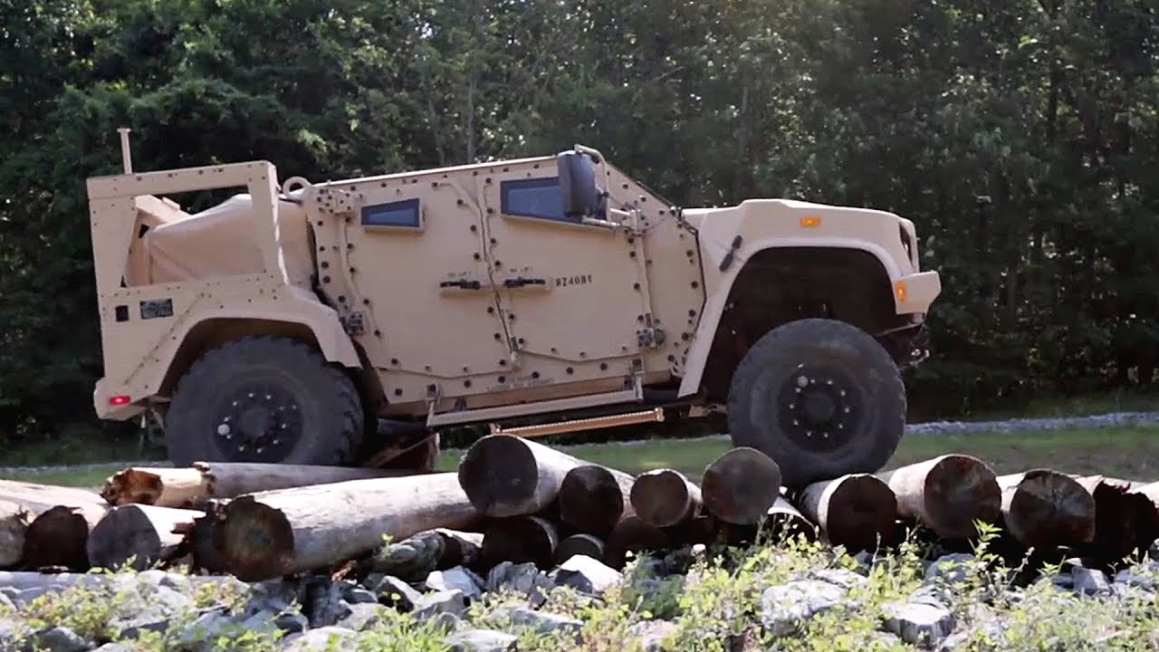This Is The Vehicle That Will Replace The Humvee: Joint Light ...