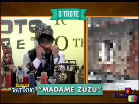 Melhor Trote do Santos -  Madame Zuzu