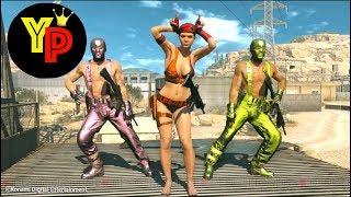 METAL GEAR SOLID 5 Online Multiplayer Gameplay -SNIPER GANG-🔥🔥