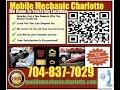 Mobile Mechanic Kannapolis NC 704-837-7029 Auto Car Repair Service