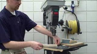 Drill Press Woods-review