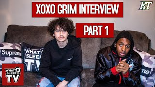 """XOXO Grim Says You Have To Beg To Get Caught Scamming & TeeJayx6 Helped Out The """"Scam Rap"""" Genre"""