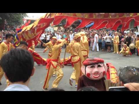 Lễ hội truyền thống làng Cuối, Thị trấn Gia Lôc, huyện Gia Lộc, tỉnh Hải Dươnng