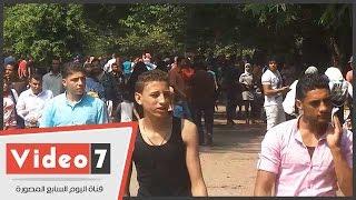 """بالفيديو.. مدير حديقة حيوان الجيزة """"ثانى أيام العيد شهد ٤٠ ألف زائر"""""""