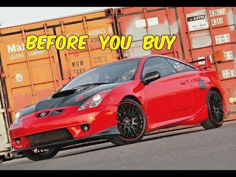 Watch This BEFORE You Buy a Toyota Celica GTS (Scotty Kilmer Approved!)