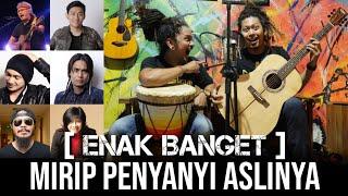 Anak reggae menirukan 15 suara penyanyi indonesia. mana yang paling mirip? MP3