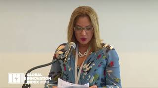 Brazil's CNI Representative Speaks on Innovation Promotion in Brazil at GII 2018 Launch Event thumbnail