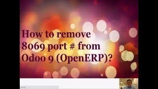 Odoo9 Remove 8069 Port Number and change to Port 80