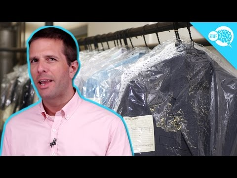 Is Dry Cleaning Actually Wet?