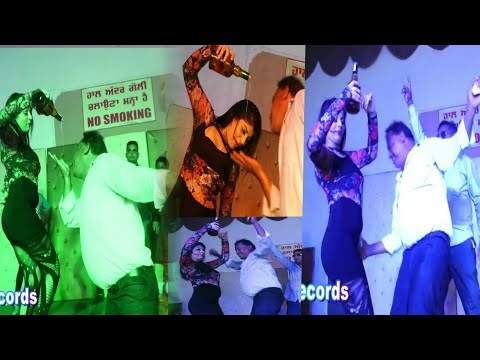 do ghoont pila de sakhiya Beautiful Punjabi Hot Girls Dance ||
