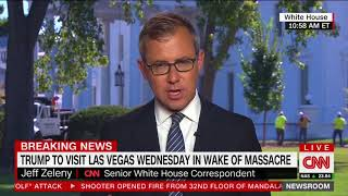CNN Reporter: Country Music Fans at Las Vegas Concert Were Likely Trump Supporters