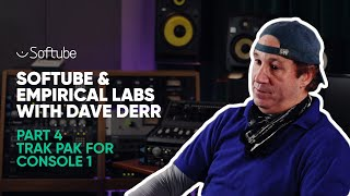 Softube & Empirical Labs w. Dave Derr – Part 4 – Trak Pak for Console 1