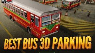 Play Best Bus 3D Parking Game Online