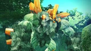 『ファンタシースターオンライン2』 TGS2015用プロモーション映像