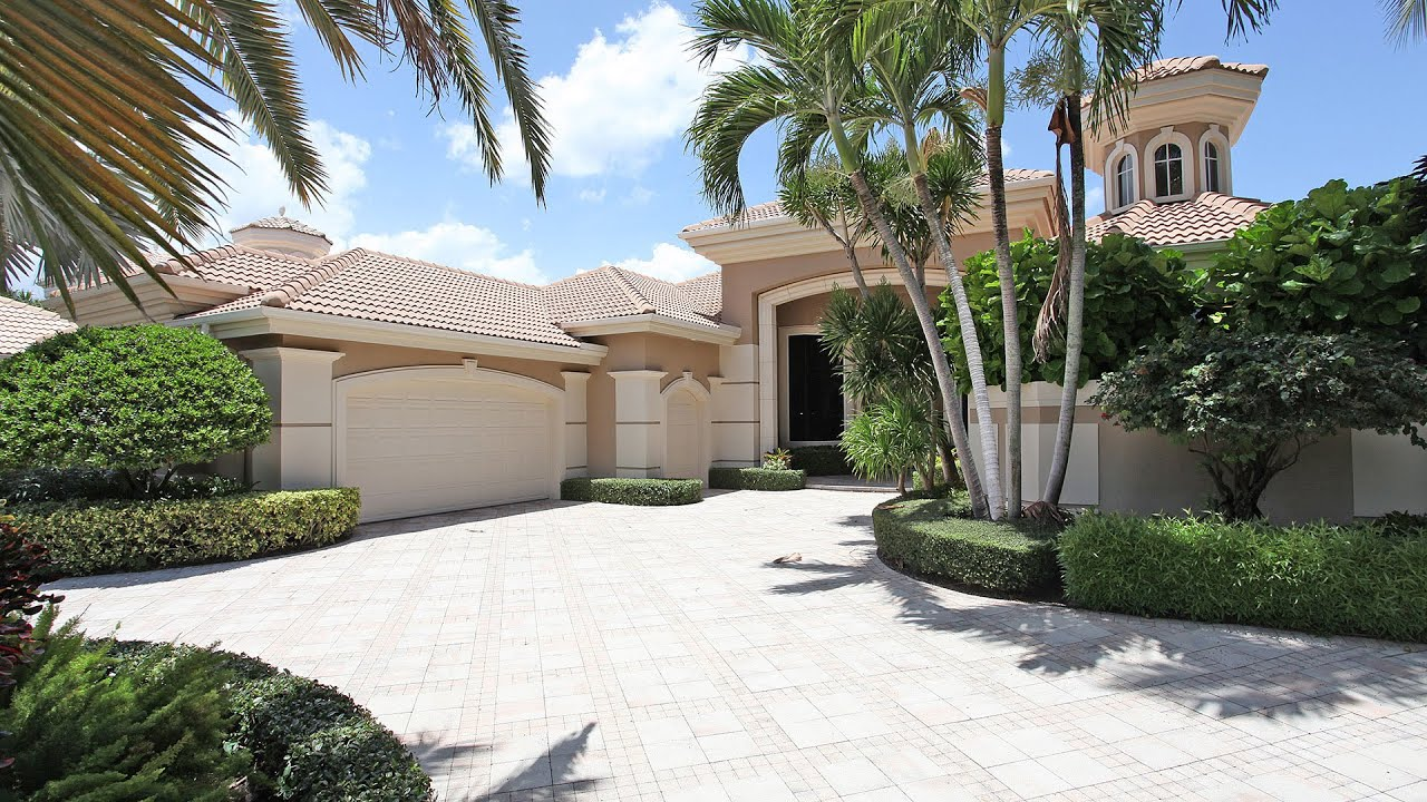 116 St Edward Place Palm Beach Gardens Fl 33418 Youtube