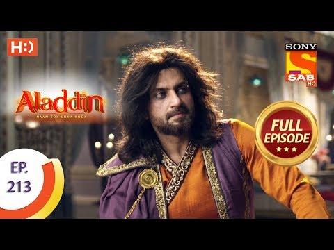 Aladdin - Ep 213 - Full Episode - 10th June, 2019