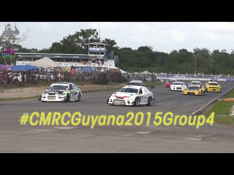 2015 Caribbean Motor Racing Championships (CMRC) - Group 4 F