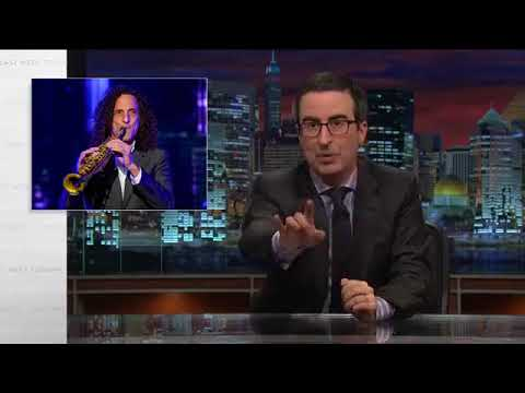 John Oliver   China and Kenny G
