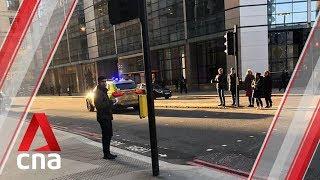 UK police evacuate London Bridge after stabbing incident