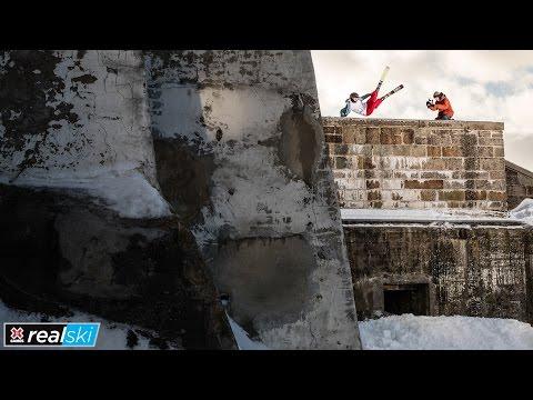 Magnus Granér   X Games Real Ski 2017