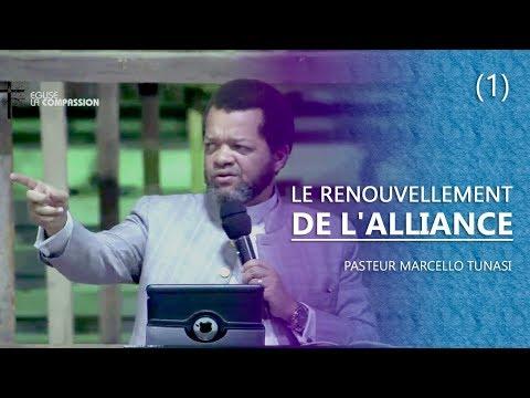 LE RENOUVELLEMENT DE L'ALLIANCE (1) AVEC PASTEUR MARCELLO TUNASI DU 13 OCTOBRE 2017