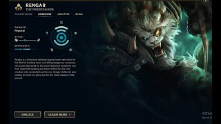 League of Legends: Gameplay for Karma