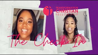 The Check-In w/Elder Brittany and Worship Leader Otisia | TCF