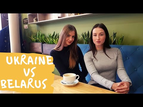 Ukrainian And Belarusian Girls Comment Stereotypes About Their Countries | بطاطا بيلاروسية