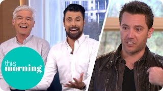Rylan's Filling in for Holly but Gino's Not Happy About It | This Morning