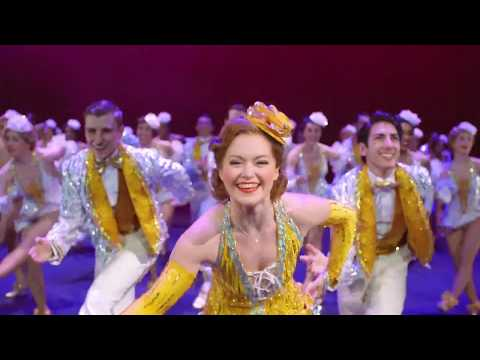 TV COMMERCIAL  42nd Street  Theatre Royal Drury Lane