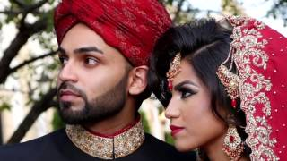 Madiha + Jawwad's Amazing Wedding & Reception | Greenfield Manor, Michigan