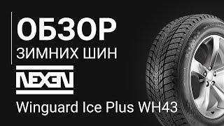 ОБЗОР ЗИМНЕЙ ШИНЫ NEXEN Winguard Ice Plus WH43  | REZINA.CC