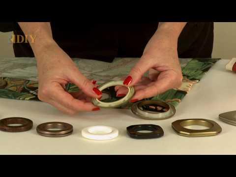 Plastic Grommets - DIY