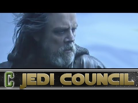 Download Youtube: Luke's History Will Be Explained in Episode 8 Says Director Rian Johnson - Collider Jedi Council