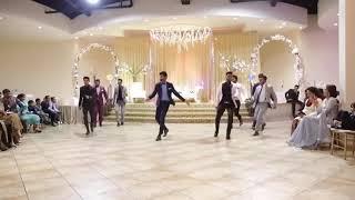 Boys Best wedding dance
