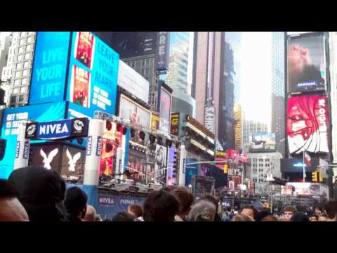 New York Trip- song Kites by Geographer